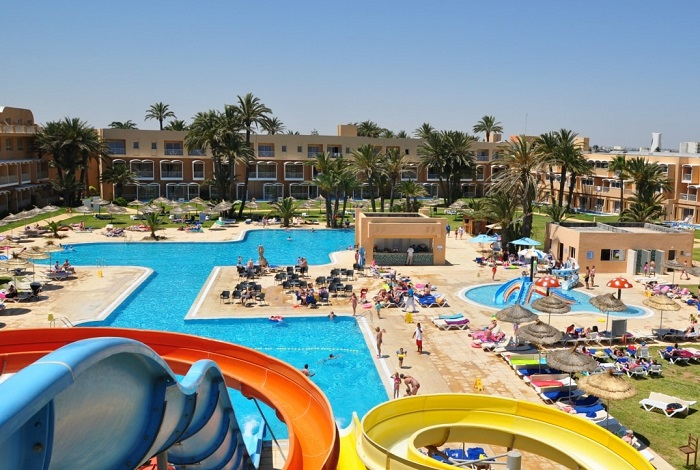 Skanes Family Resort (4 звезды) в Монастире