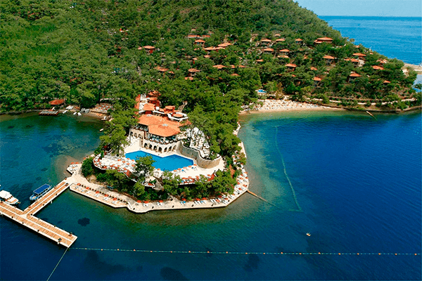 TUI BLUE Marmaris 5 звезд