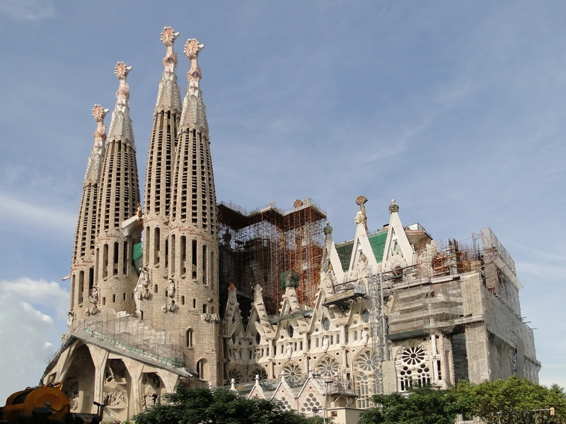 The-Sagrada-Familia
