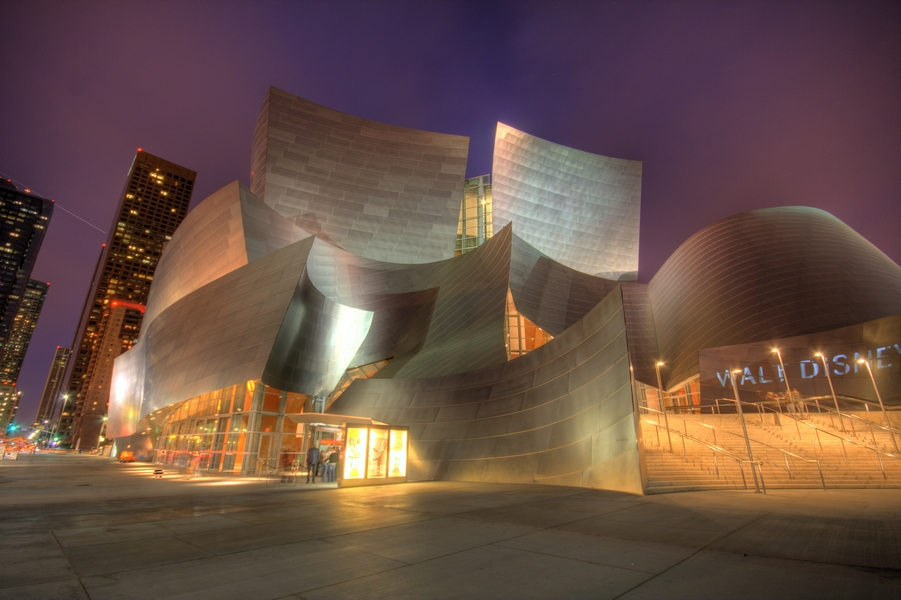 The-Walt-Disney-Concert-Hall