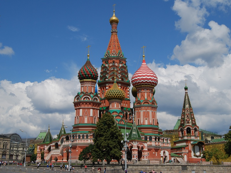 Saint-Basil's-Cathedral