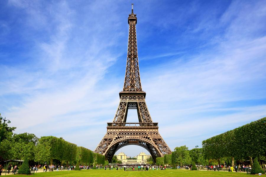 The-Eiffel-Tower