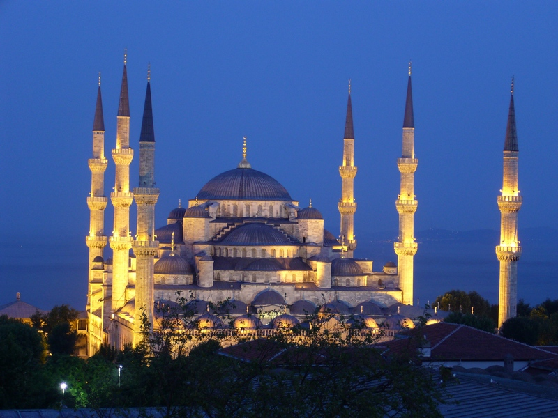 The-Sultan-Ahmed-Mosque