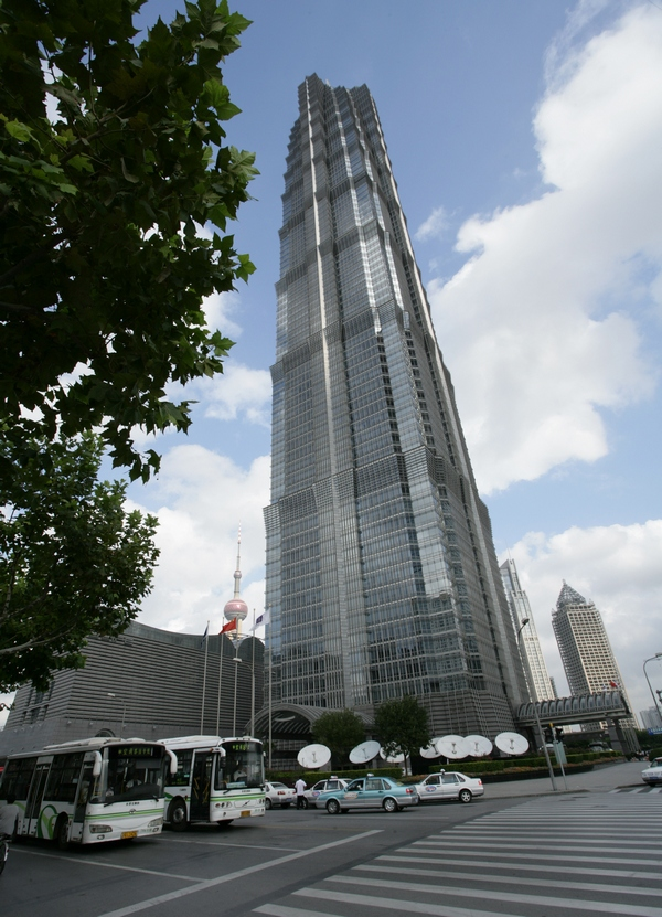 The-Jin-Mao-Tower