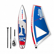 Комплект STARBOARD WATERMAN PACKAGE SUP WINDSURFING INFLATABLE WITH TOURING 12