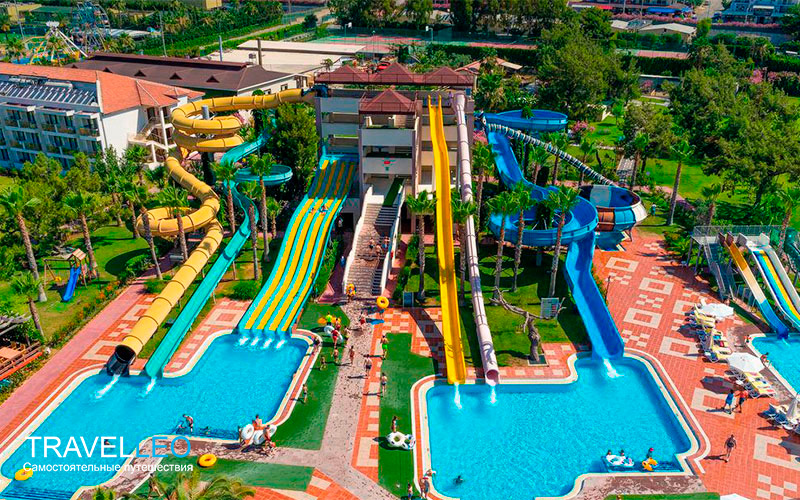Club Hotel Turan Prince World - Kids Concept 5*