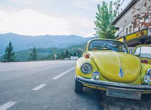 Экскурсии по Домбаю на ретро-автомобиле. Отель Адиюх-Пэлас, отели России, Карачаево-Черкесия