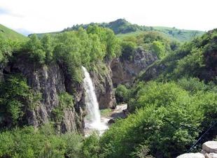 Экскурсия +на водопады. Отель Адиюх-Пэлас. Хабез, Карачаево-Черкесия.