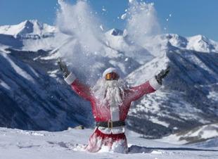 Новый год в горах Северного Кавказа. Отель Адиюх-Пэлас. Хабез. Карачаево-Черкессия.