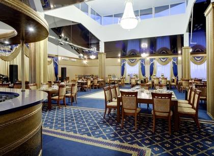 Ресторан Минара. Проведение юбилеев в горах. Отель Адиюх-Пэлас. Хабез, Карачаево-Черкесия.