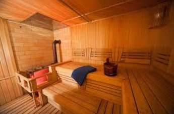 The Finnish sauna