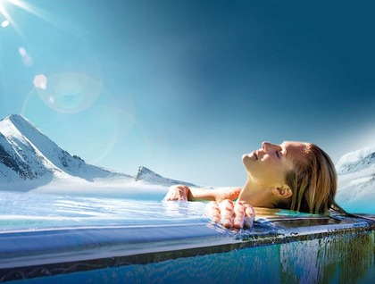 Spa holidays in the mountains