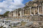 Нимфеум фонтан сиде – Очарование древности и величественность Нимфеума восхитят даже искушенного путешественника — отзыв о Monumental Fountain (Nymphaeum), Сиде, Турция