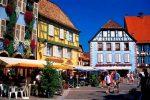 Самые красивые городки франции – Самые красивые города Франции ℹ️ топ 10, маленькие средневековые французские города, фото, список названий самых интересных и знаменитых городов